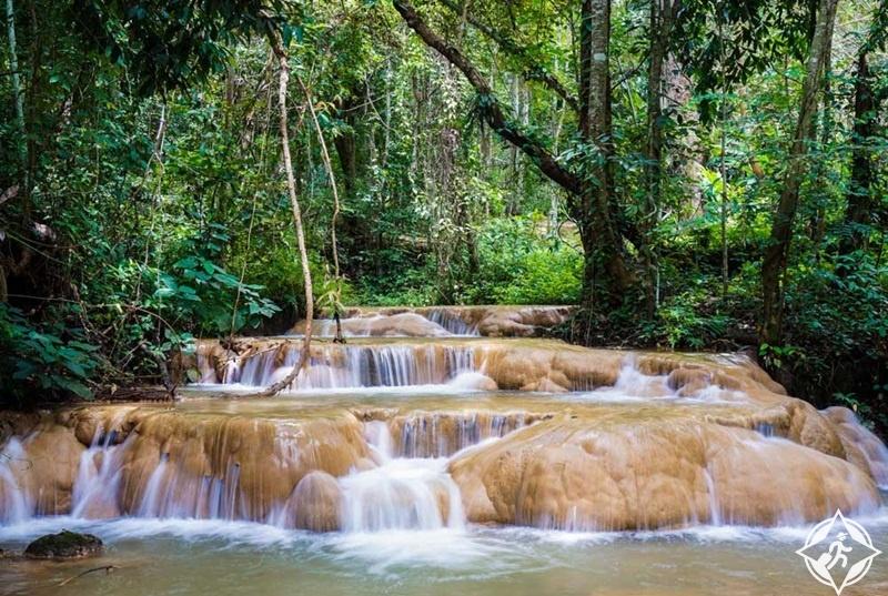 تايلاند-شنغماي-شلال سري سونغوان-شلالات شنغماي