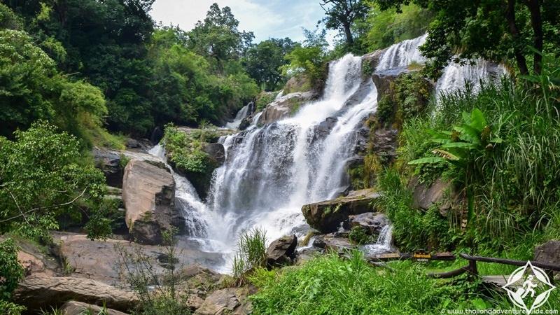 تايلاند-شنغماي-شلال ماي كلانج-شلالات شنغماي