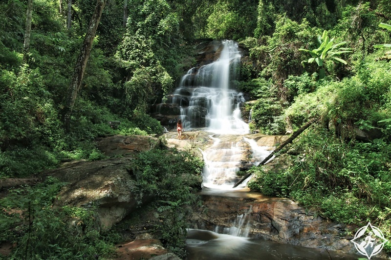 تايلاند-شنغماي-شلال مونثاثان-شلالات شنغماي