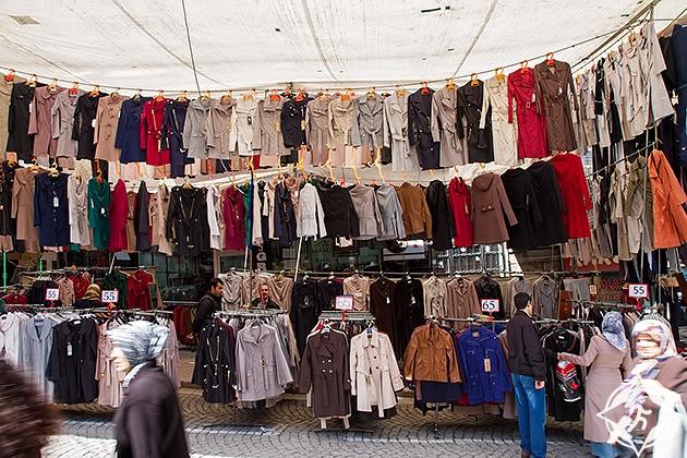 أرخص أماكن التسوق في اسطنبول