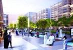 إطلاق مشروع أكبر حديقة عامة في دبي