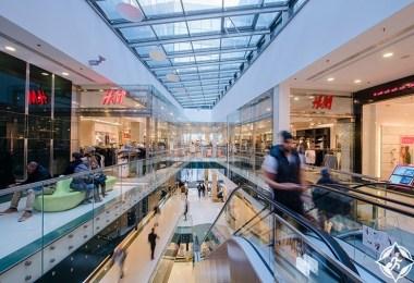 مركز تسوق يوروبوم - التسوق في بودابست