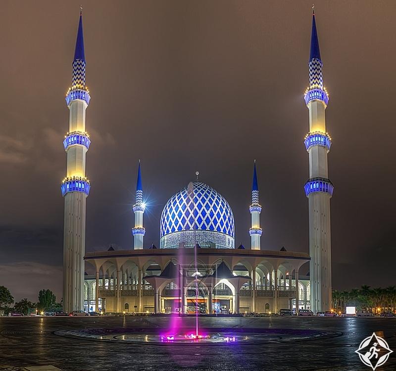 مسجد السلطان صلاح الدين عبد العزيز شاه