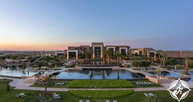 فندق فيرمونت رويال بالم مراكش