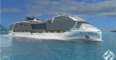 MSC أكبر سفينة سياحية في العالم 3