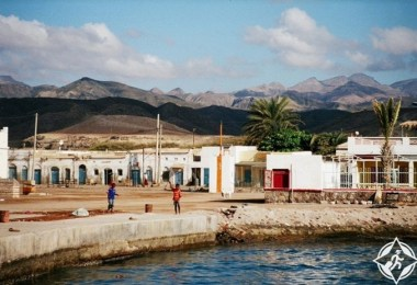 السياحة في جيبوتي - تاجورة