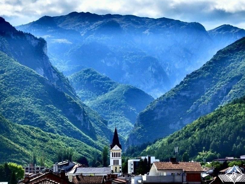 السياحة في كوسوفو - بيجا