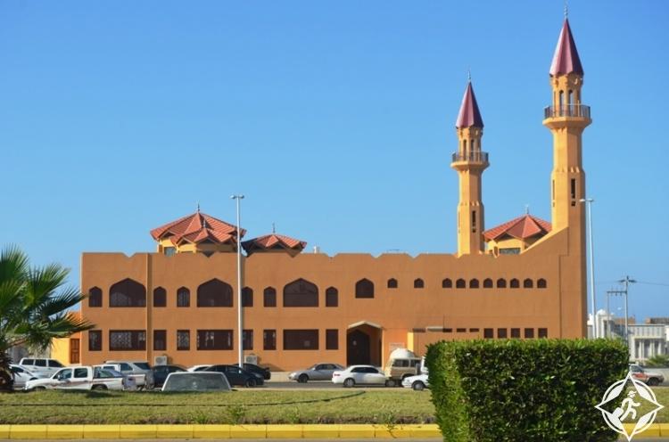 جامع الأمير فهد بن سلطان