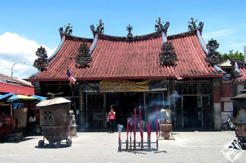 الأماكن السياحية في جورج تاون - معبد كوان يين
