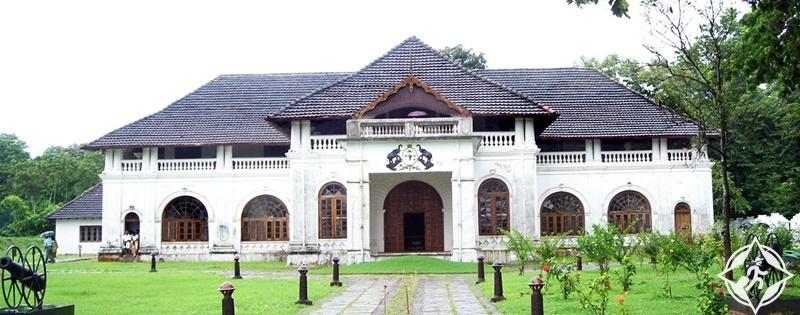 السياحة في كوتشي - قصر ماتانشيري