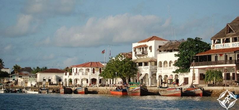 السياحة في كينيا - جزيرة لامو