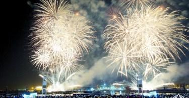 العيد في دبي