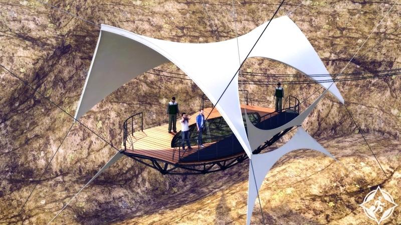 رأس الخيمة تطلق أطول مسار انزلاقي في العالم