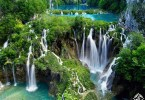 معالم الجذب في كرواتيا - حديقة ليتفيس الوطنية