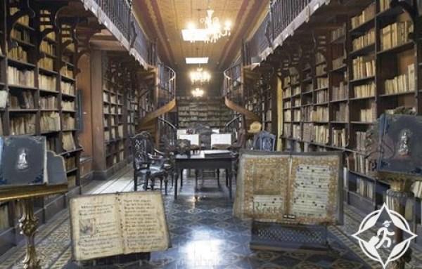 دير سانت كاترين-الخزانة المقدسة