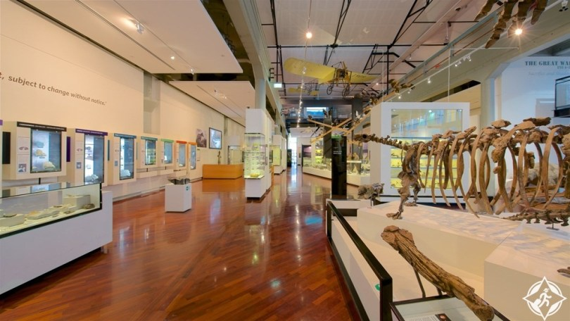 المعالم السياحية في لونسيستون - متحف الملكة فيكتوريا