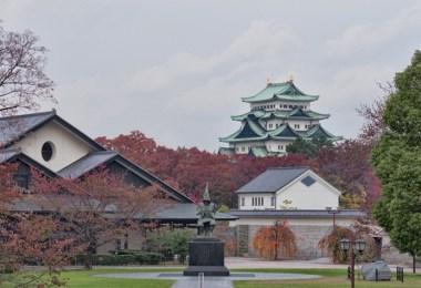 المعالم السياحية في ناغويا