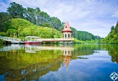 المعالم السياحية في ولينغتون - زيلينديا