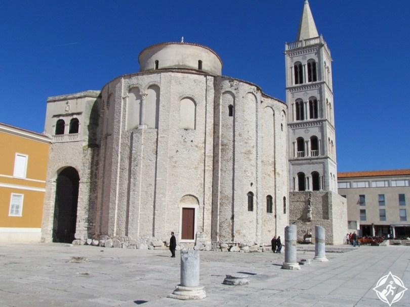زادار - كنيسة القديس دوناتوس
