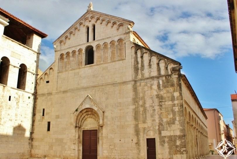زادار - كنيسة القديس كريسوغونوس