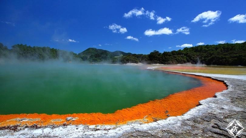 السياحة في نيوزيلندا - روتوروا