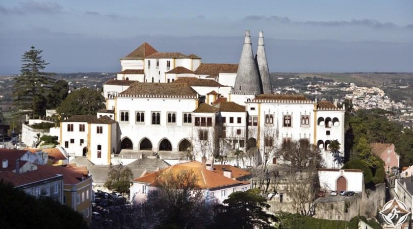 سينترا - قصر سينترا الوطني