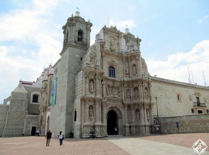أواكساكا - كنيسة سيدة العزلة