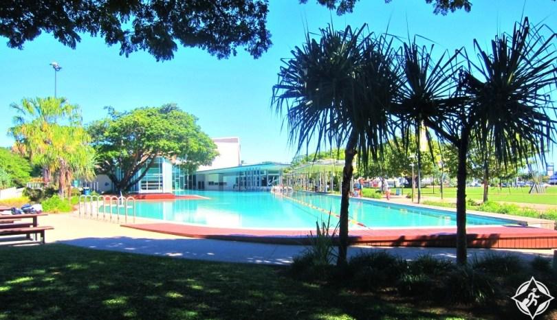المعالم السياحية في تاونزفيل - متنزه ريفيرواي