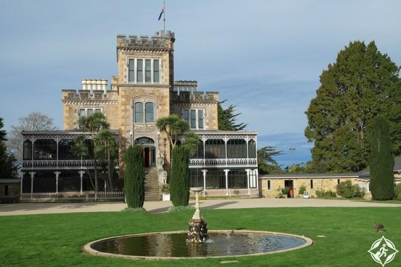 المعالم السياحية في دنيدن - قلعة لارناش