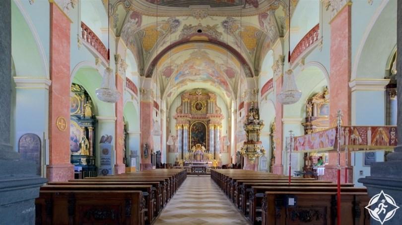 المعالم السياحية في كلاغنفورت - كاتدرائية كلاغنفورت