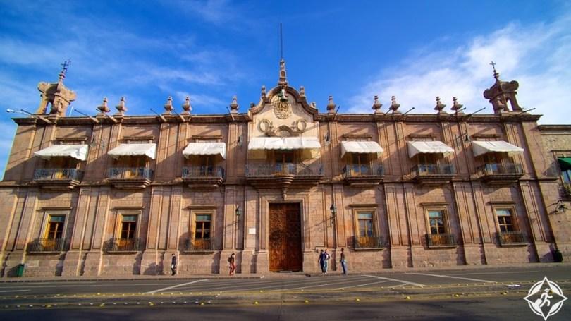 موريليا - قصر الحكومة