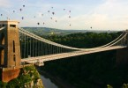 بريستول - جسر كليفتون المعلق