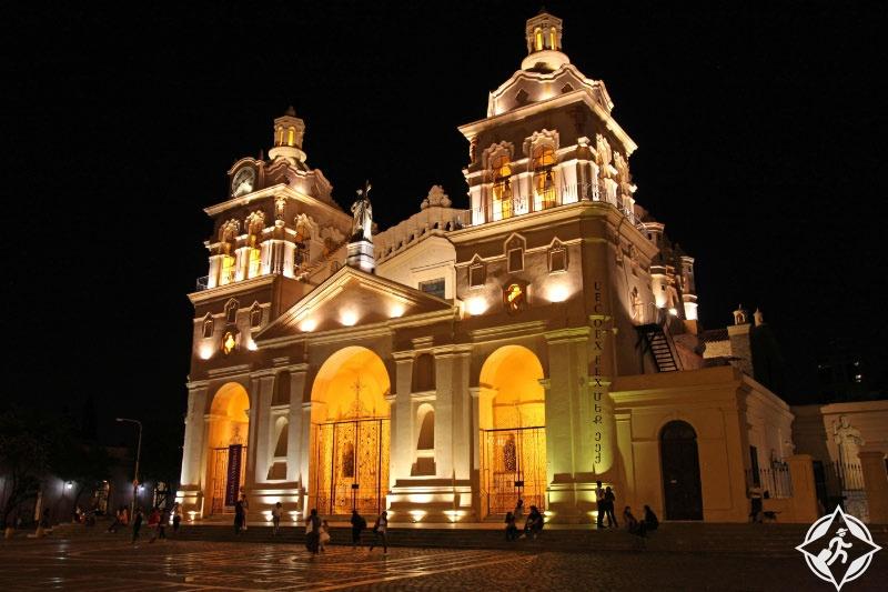 كاتدرائية كوردوبا التاريخية - الأرجنتين