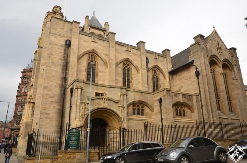 المعالم السياحية في ليدز - كاتدرائية ليدز