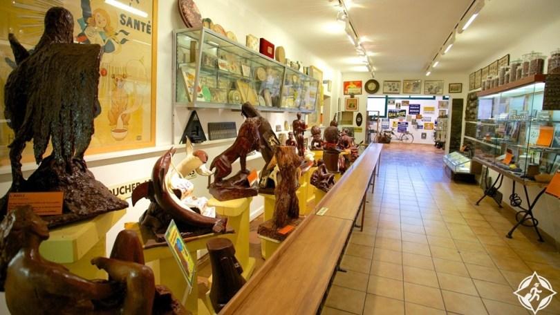 بياريتز - متحف الشوكولاتة