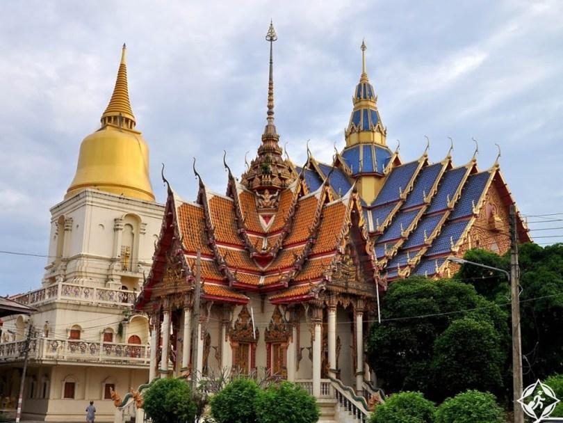 ناخون باثوم - وات بانغ فرا