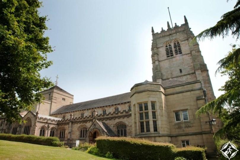برادفورد - كاتدرائية برادفورد