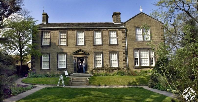 برادفورد - متحف بيت القسيس برونتي