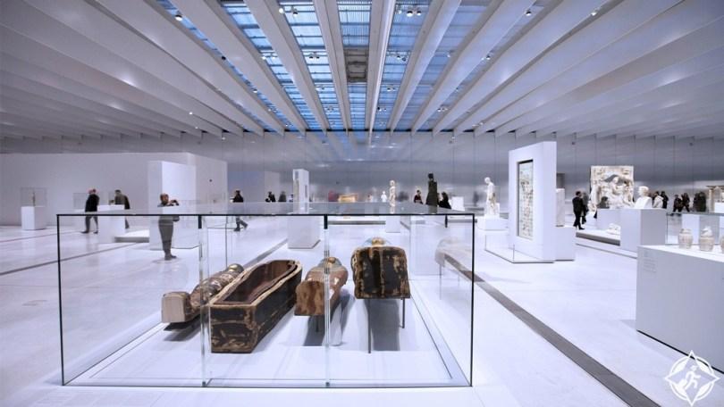 ليل - متحف اللوفر-لنس