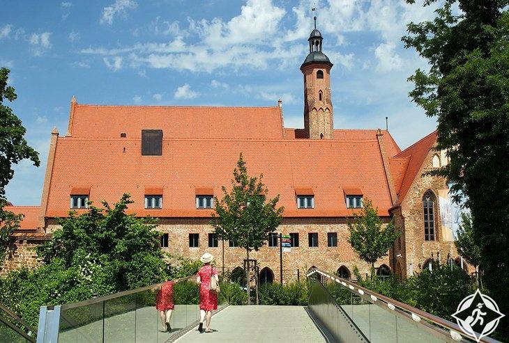 المتحف الأثري-ألمانيا-براندنبورغ آن دير هافيل