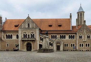 براونشفايغ - قلعة دانكفرديرود