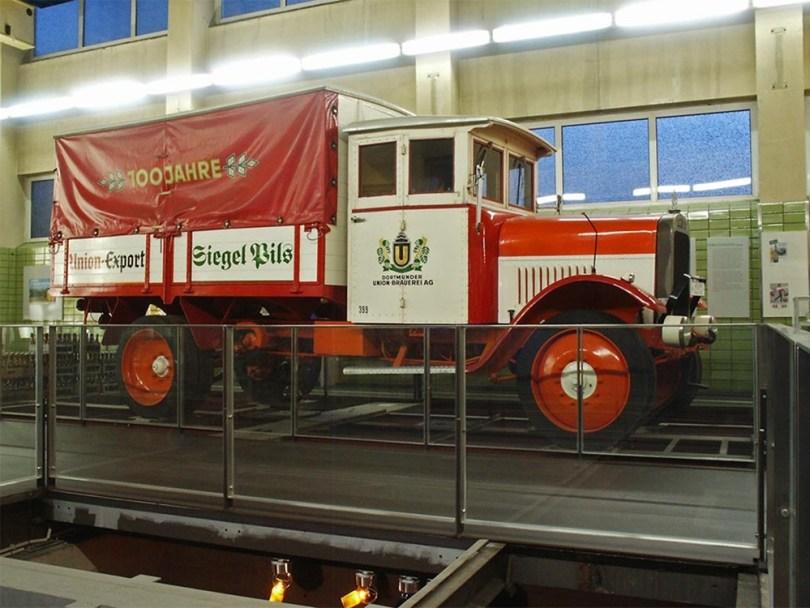 دورتموند - متحف النقل