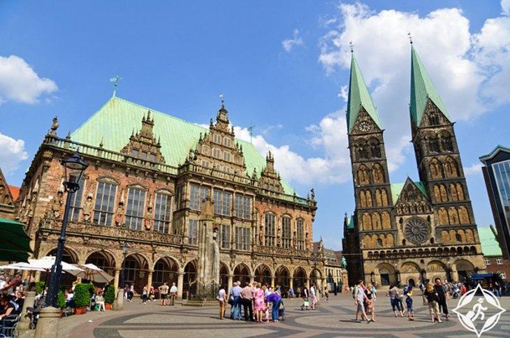 قاعة المدينة-ألمانيا-بريمن