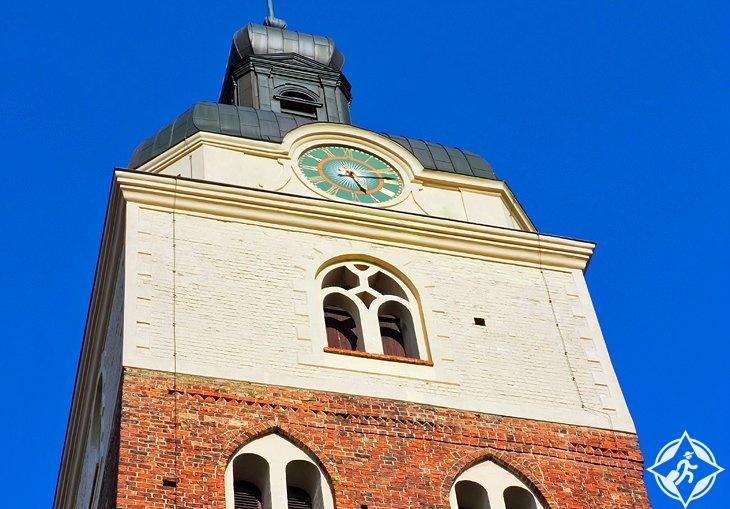 كنيسة القديس جوتهارت-ألمانيا-براندنبورغ آن دير هافيل