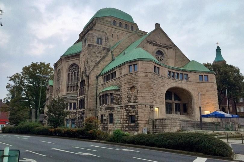 إسن - الكنيس القديم