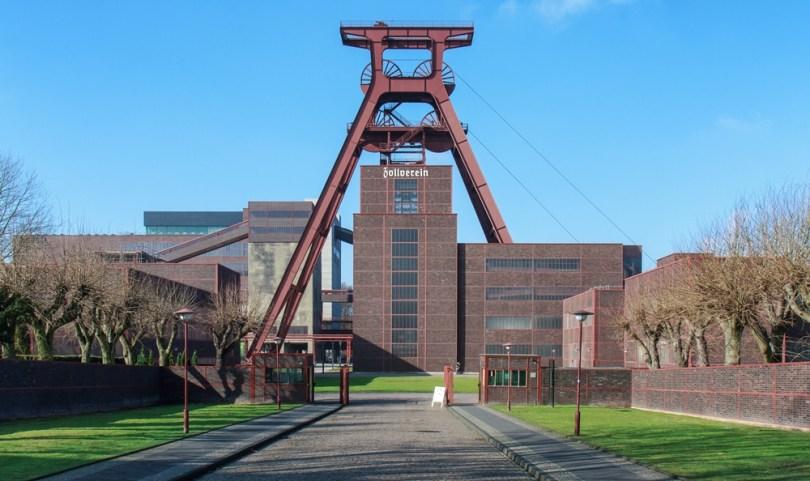 إسن - مجمع زولفيرين للفحم الصناعي