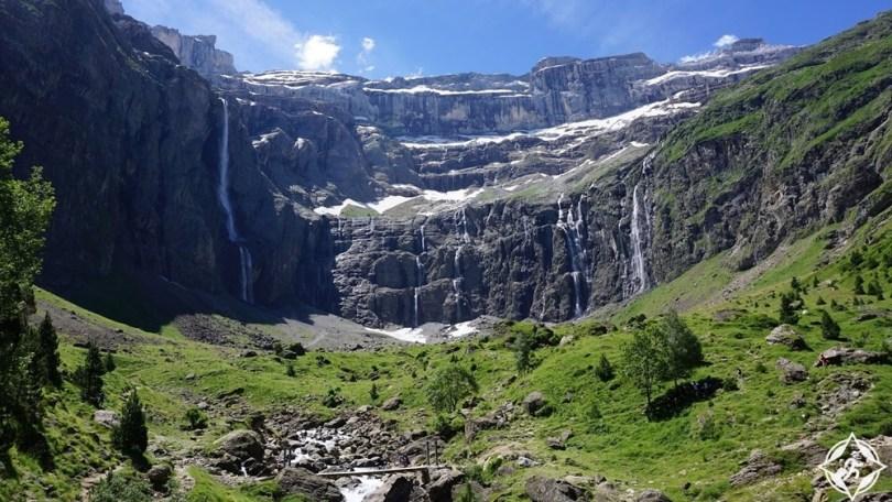 جبال البرانس - سيرك غافارني