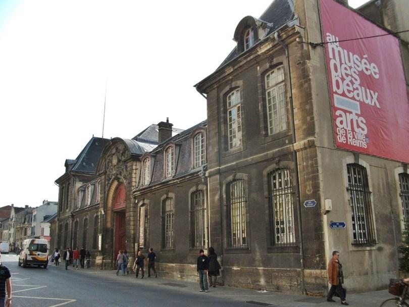 ريمس - متحف الفنون الجميلة