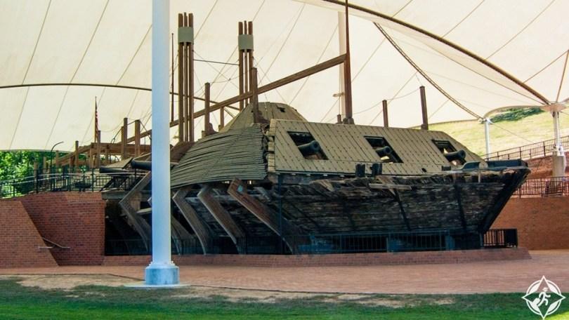 ميسيسيبي - سفينة يو إس إس كايرو