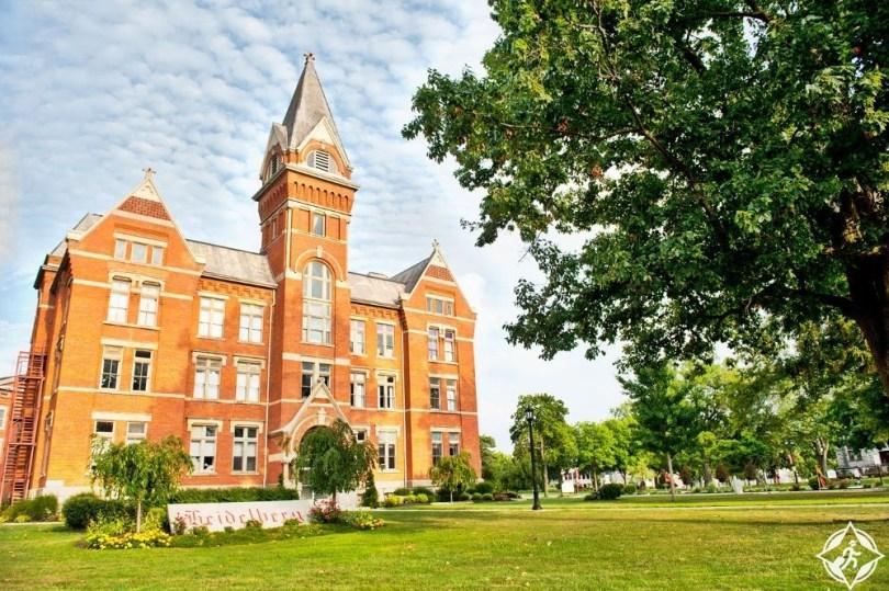 هايدلبرغ - جامعة هايدلبرغ